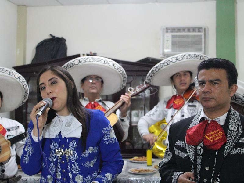 Mariachis en Guayaquil